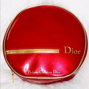 christian dior perfums Cosmetic Case